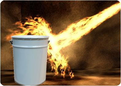Огнезащита ткани