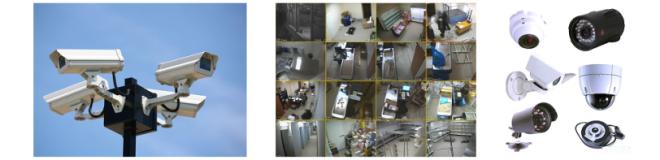 Кабельные системы для интернета и видеонаблюдения